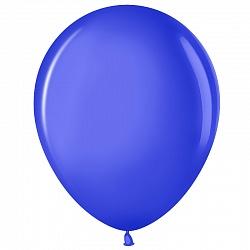 """Шар (5""""/ 13 см), синий, пастель, 100 шт"""
