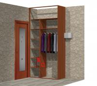 Встроенный шкаф купе - Гуд Бай, цена 19 450 рублей