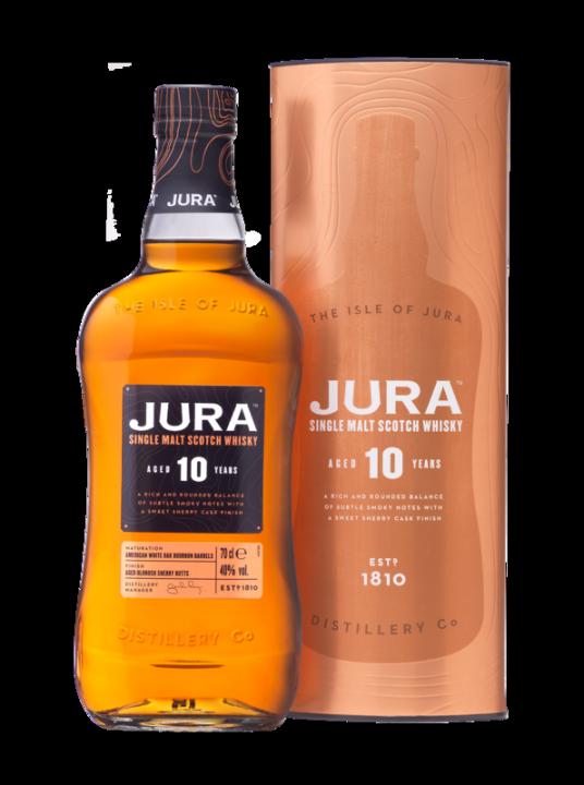 Jura Aged 10 Years, 0.7 л.
