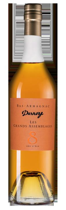 Bas-Armagnac Darroze Les Grands Assemblages 8 Ans d'Age, 0.7 л.
