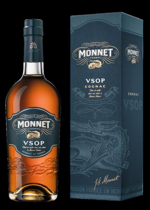 Monnet VSOP, 0.7 л.