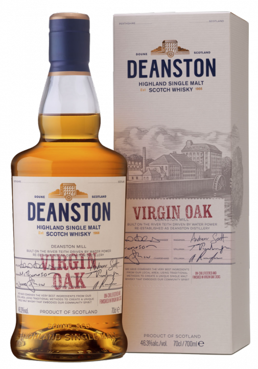 Deanston Virgin Oak, 0.7 л.