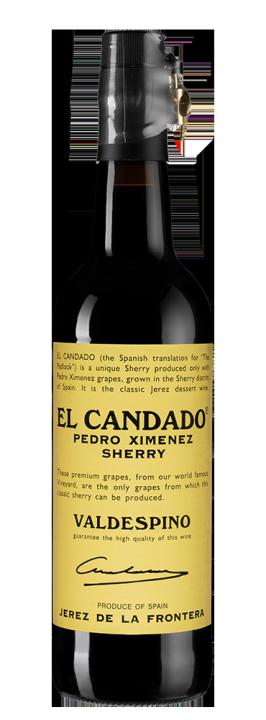 "Pedro Ximenez ""El Candado"", 0.75 л."