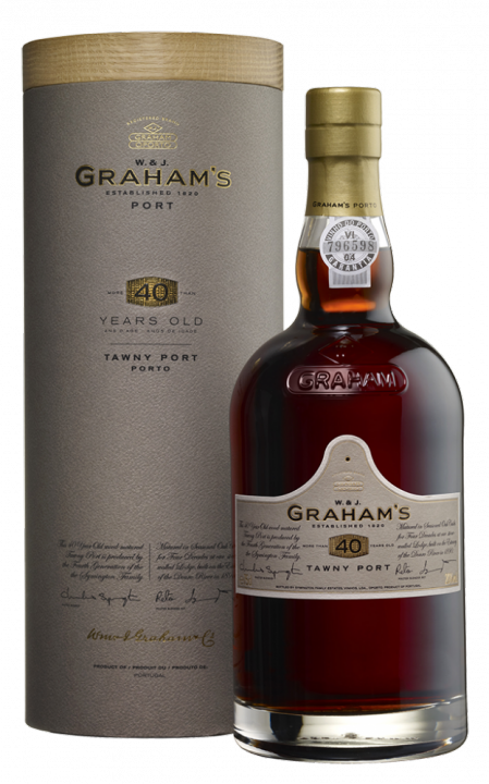 Graham's 40 Year Old Tawny Port, 0.75 л.