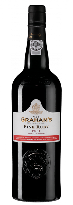 Graham's Fine Ruby Port, 0.75 л.