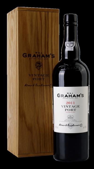 Graham's Vintage Port, 0.75 л., 2016 г.