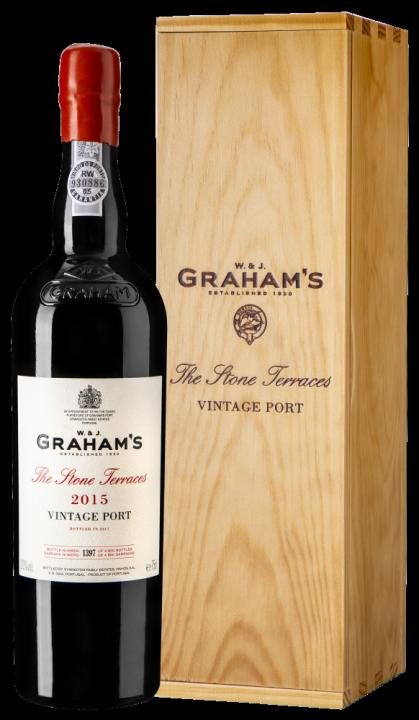 Graham's The Stone Terraces, 0.75 л., 2016 г.