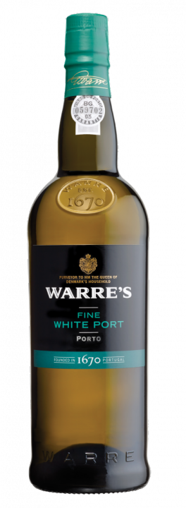 Warre`s Fine White Port, 0.75 л.