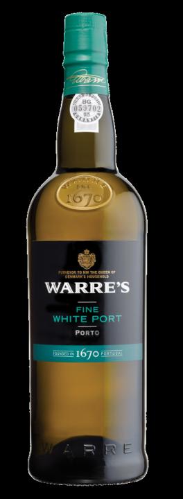 Warre`s Fine White Port, 0.75 л.