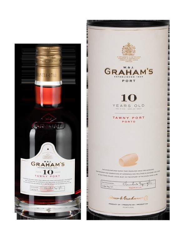 Graham's 10 Year Old Tawny Port, 0.2 л.