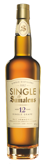 Single de Samalens 12 Years Old, 0.7 л.