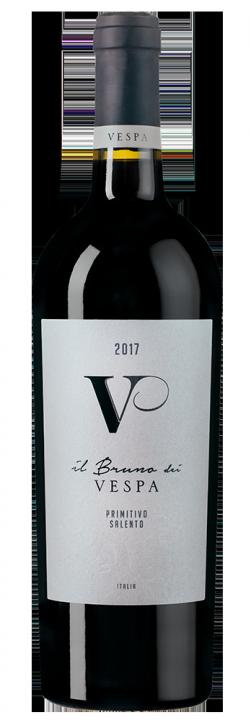 Il Bruno dei Vespa, 0.75 л., 2017 г.