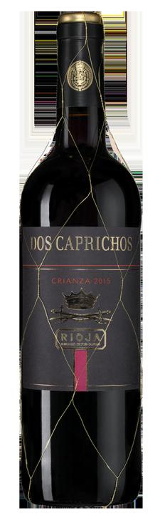 Dos Caprichos Crianza, 0.75 л., 2015 г.