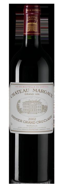 Chateau Margaux, 0.75 л., 2002 г.