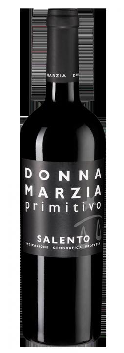 Donna Marzia Primitivo, 0.75 л., 2017 г.