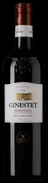 Ginestet Bordeaux, 0.75 л., 2016 г.