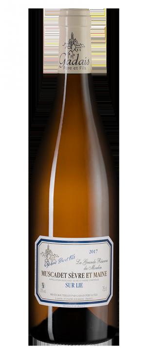 "Muscadet Sevre et Maine ""La Grande Reserve du Moulin"", 0.75 л., 2017 г."