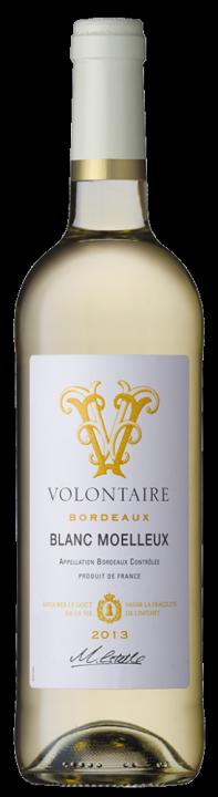 Volontaire Blanc Moelleux, 0.75 л., 2013 г.