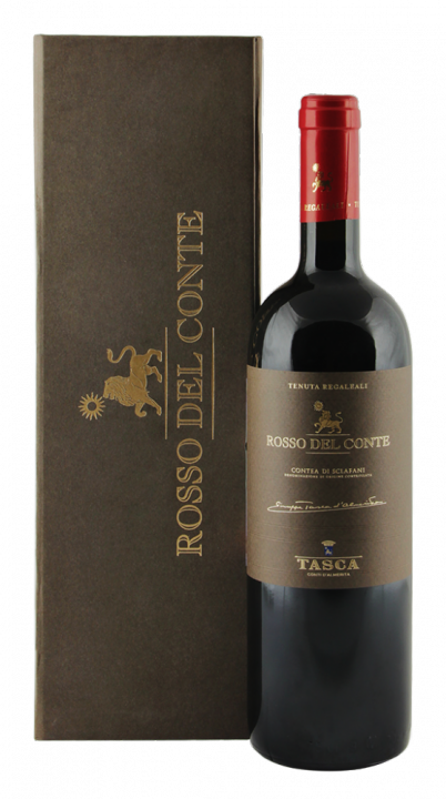 Rosso del Conte, 0.75 л., 2014 г.