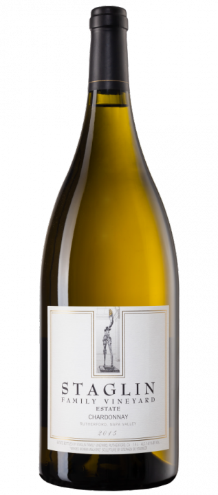 Staglin Estate Chardonnay, 1.5 л., 2015 г.