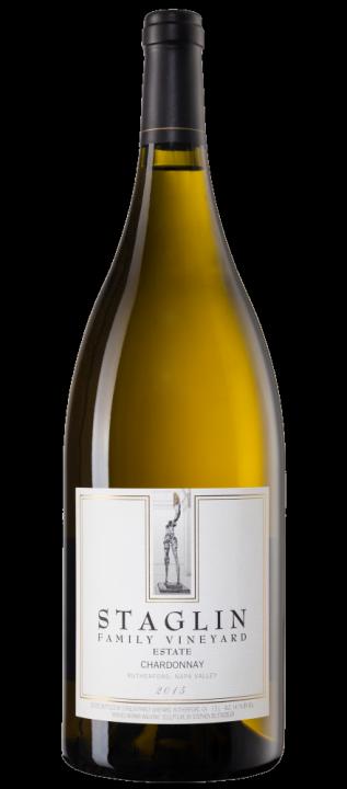 Staglin Estate Chardonnay, 1.5 л., 2015 г.