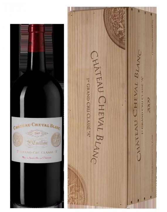 Chateau Cheval Blanc, 3 л., 2009 г.
