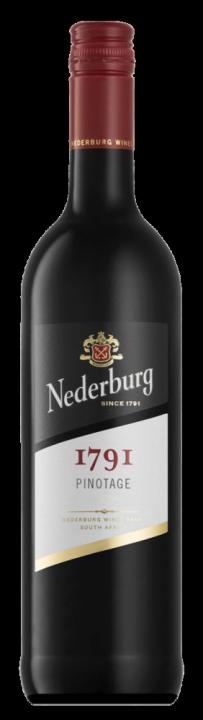 Nederburg 1791 Pinotage, 0.75 л., 2017 г.