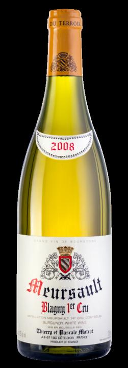 Meursault Premier Cru Blagny, 0.75 л., 2014 г.