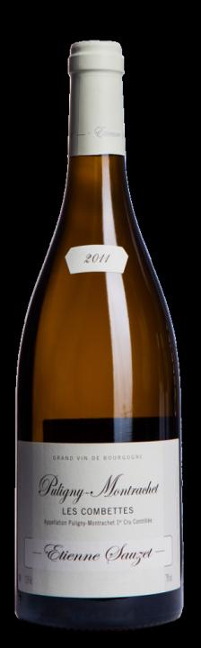 """Puligny-Montrachet Premier Cru """"Les Combettes"""", 0.75 л., 2015 г."""
