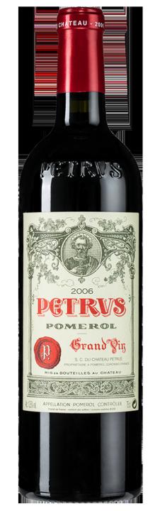Petrus, 0.75 л., 2006 г.
