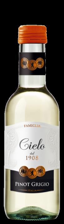 Pinot Grigio, 0.187 л., 2018 г.