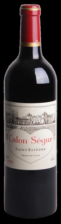 Chateau Calon Segur, 0.75 л., 1970 г.