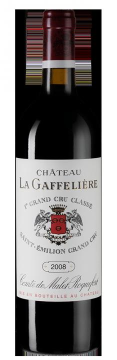 Chateau la Gaffeliere 1er Grand Cru Classe (Saint-Emilion Grand Cru), 0.75 л., 2008 г.