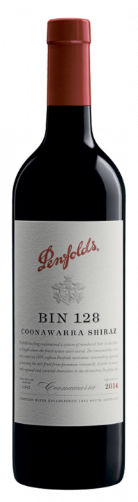 Penfolds Bin 128 Shiraz Coonawarra, 0.75 л., 2016 г.