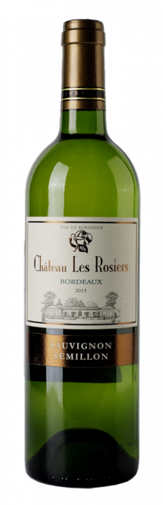 Chateau Les Rosiers, 0.75 л., 2017 г.