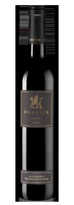 Fortius Crianza, 0.75 л., 2015 г.