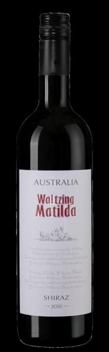 Waltzing Matilda Shiraz, 0.75 л., 2017 г.