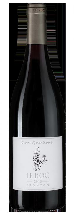 Fronton Le Roc Don Quichotte, 0.75 л., 2015 г.