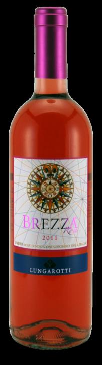 Brezza Rosa, 0.75 л., 2017 г.