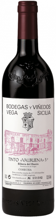 Valbuena 5, 0.75 л., 1990 г.