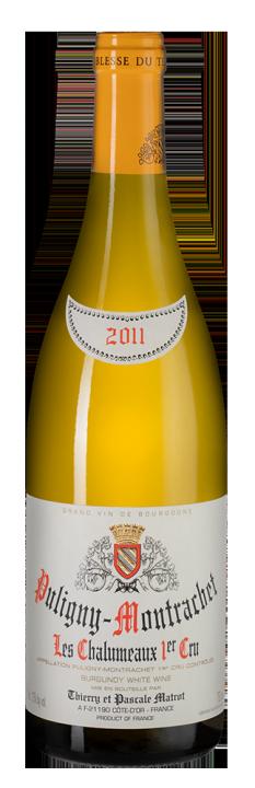 Puligny-Montrachet Premier Cru Les Chalumaux, 0.75 л., 2011 г.