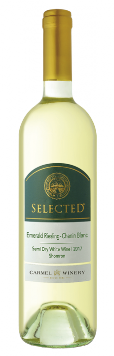 Carmel Emerald Riesling-Chenin Blanc Selected, 0.75 л., 2017 г.