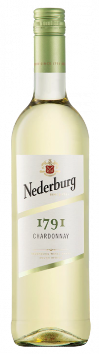 Nederburg 1791 Chardonnay, 0.75 л., 2018 г.