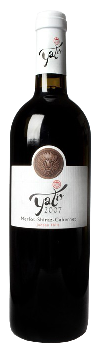 Yatir Red Wine, 0.75 л., 2014 г.