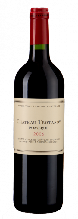Chateau Trotanoy, 0.75 л., 2006 г.