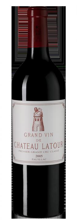 Chateau Latour, 0.75 л., 2005 г.