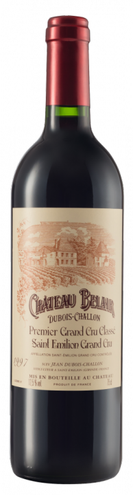 Chateau Belair Premier Grand Cru Classe (Saint Emilion Grand Cru), 0.75 л., 1997 г.