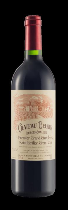 Chateau Belair Premier Grand Cru Classe (Saint Emilion Grand Cru), 0.75 л., 2002 г.