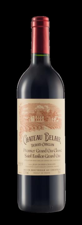 Chateau Belair Premier Grand Cru Classe (Saint Emilion Grand Cru), 0.75 л., 1999 г.