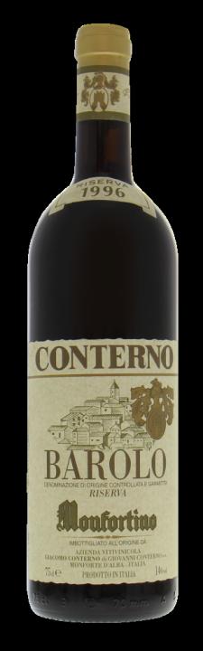 Barolo Riserva Monfortino, 0.75 л., 1996 г.